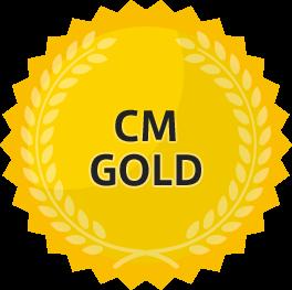 CMゴールド賞
